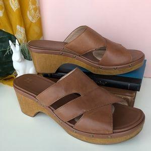 Naturalizer Galant Slide Sandals
